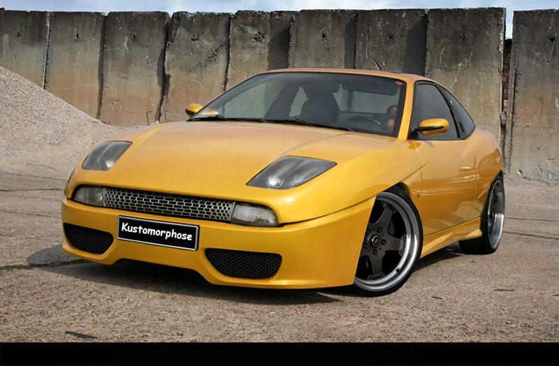 Pare Chocs Av Fiat Coupe Modena