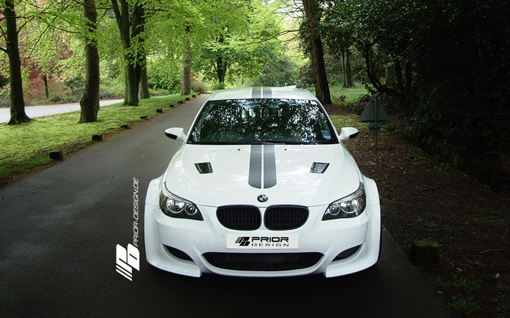 Kit Carrosserie Large Complet Bmw E60 Look M5