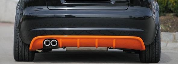 diffuseur jupe ar audi  p facelift  porte ou sportback veuillez preciser