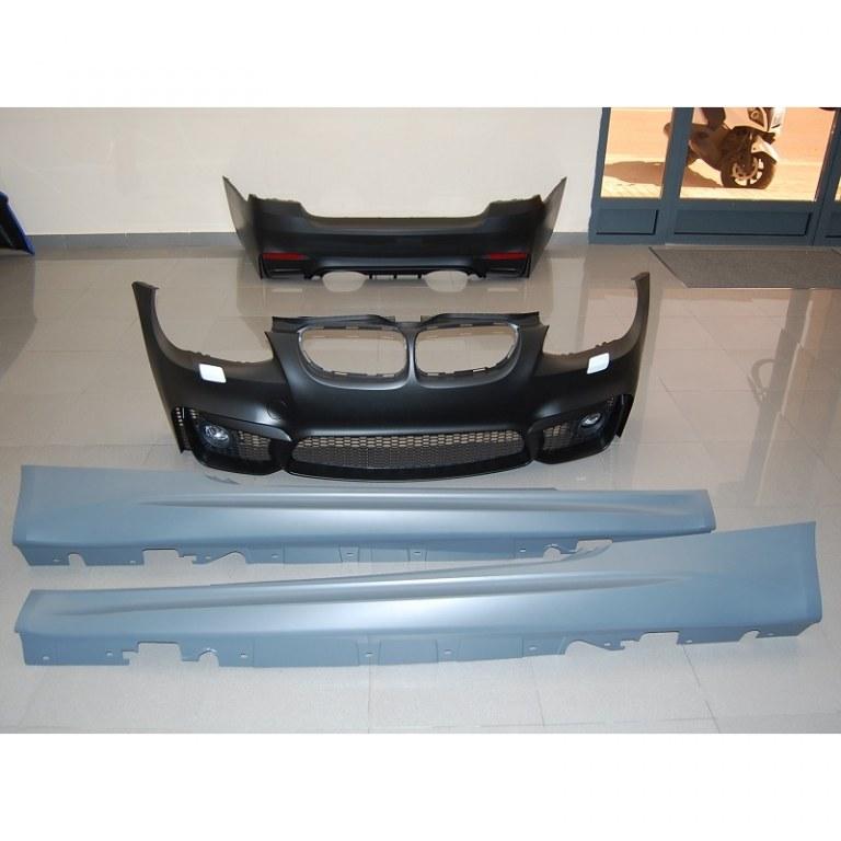 kit de carrosserie bmw e92 e93 2010 2012 look m4. Black Bedroom Furniture Sets. Home Design Ideas