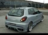 Pare chocs arrière Fiat Bravo 3portes