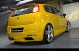 Pare chocs arrière Fiat GRANDE PUNTO