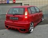 Bas de caisse Fiat Punto