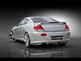 Pare chocs arrière Hyundai coupé