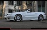 Bas de caisse Mercedes SL R230