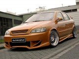 Pare chocs avant Opel ASTRA G