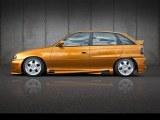 ¨Bas de caisse Opel ASTRA F