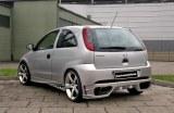 Pare chocs arrière Opel CORSA C