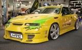 Pare chocs avant Opel calibra
