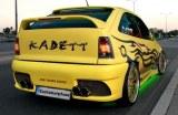 Pare chocs arrière Opel kadette