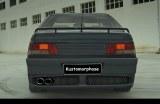 Pare chocs arrière Peugeot 405