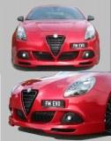 Lame de pare chocs avant Alfa Roméo Giulietta
