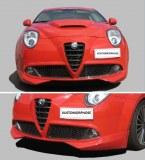 Rajout de pare chocs Alfa Roméo MiTo