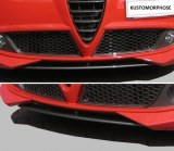Spoiler pare chocs avant Alfa Roméo MiTo