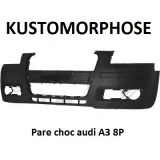 Pare-chocs avant Audi A3 Single frame