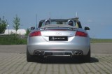 Diffuseur ar Audi TT SR