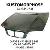 capot avant BMW E46 99-03 Coupé/CABRIO