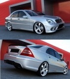 KIT CARROSSERIE W203 LOOK C63