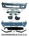 kit complet bmw E39 look M5