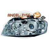 phares design, chrome A3 8P ANGEL EYES