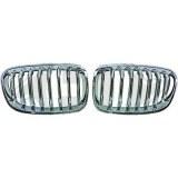 Grilles de calandres chromes BMW série 1 F20