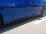 Lame de bas de caisse M Performance BMW serie 3 F30 F31 Pack M