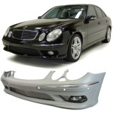 Pare-chocs avant Mercedes classe E AMG E55 02-06