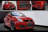 Pare chocs avant Suzuki Swift