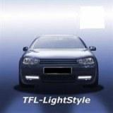Feux diurnes VW Golf 4 chrome
