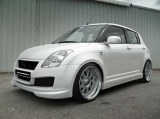 Päre-chocs avant SUZUKI SWIFT 05