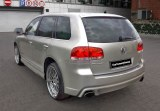Pare-chocs arrière VW TOUAREG 2003