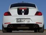 Diffuseur Ar pour échappement D&G pour VW Beetle (11/11-)