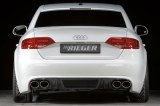 Rajout AR pour Audi A4 (B8/B81) look carbone