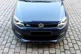Lame pare chocs avant pour VW Polo 6R GTi
