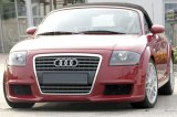 Pare choc avant Audi TT R-Frame avec lave phare