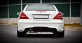 PARE-CHOCS ARRIERE MERCEDES SLK R170 LOOK C63 AMG