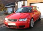 Pare choc avant Audi A3 8L look RS