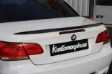 aileron becquet Carbone BMW E93 M Performance