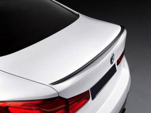 Aileron becquet carbone BMW G30