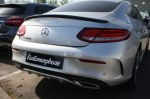 Aileron Mercedes W205 COUPE LOOK AMG
