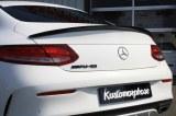 Aileron en carbone Mercedes W205 COUPE LOOK AMG