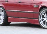 Bas de caisse M look BMW E34