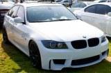 Pare-choc avant BMW E90 / E91 LOOK 1M 08 a 11