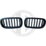 Calandre noir matt BMW X5 F15