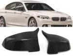 Coque de rétro carbone look M4 BMW série 5 F10