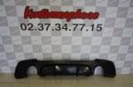 Diffuseur arrière BMW serie 3 E92 E93 335 pack M Performance en ABS