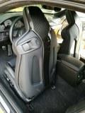 Dosserets de sièges avant carbone BMW M4 F82 M3 F80