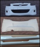 Kit opel corsa D look OPC