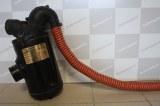 Durite récupérateur d'air chaud boite a air Rouge