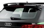 Becquet aileron de toit Audi A3 8V